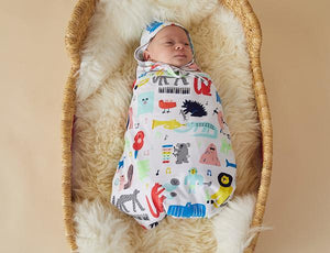 Big Band Baby Wrap