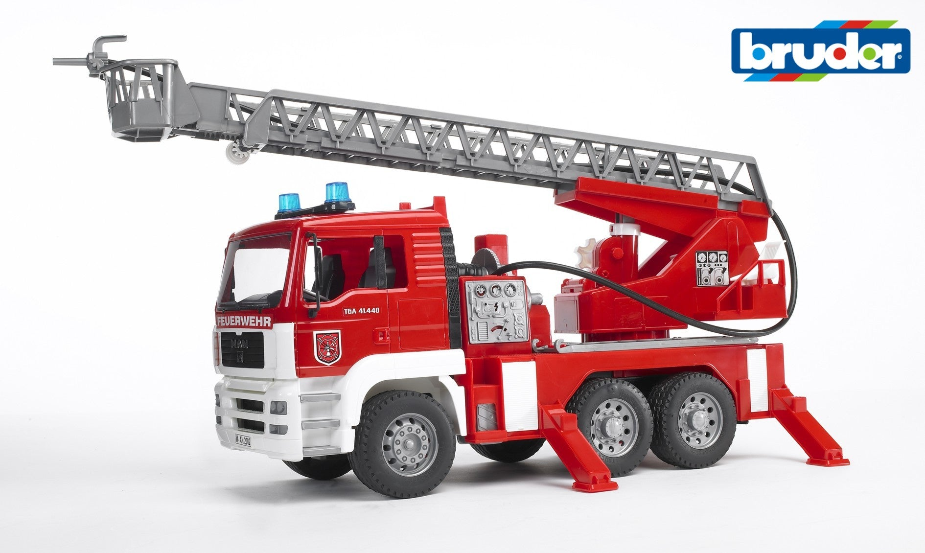 Bruder Fire Engine with Water Pump