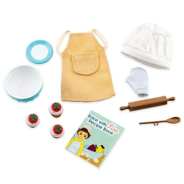 Lottie Cake Bake Clothes and Accessories