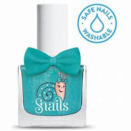 Snails Nailpolish Splash Lagoon