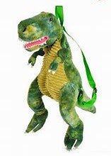 T-Rex Dino Backpack