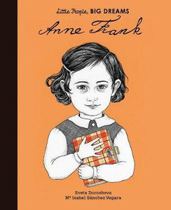 Little People, Big Dreams - Anne Frank