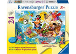Super Sized 24pc Puzzle - Land Ahoy