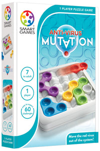 Anti Virus Mutation