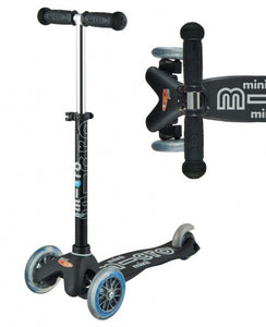 Micro Mini Deluxe Scooter - Black