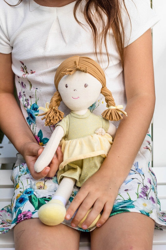 Bonikka Honey Cotton Doll