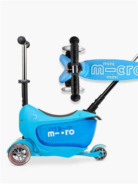 Micro Mini2Go  Scooter - Blue