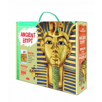 Ancient Egypt The Mask of Tutankhamun 300pc