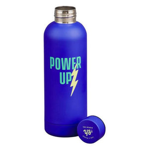 Power Up Double Walled Water Bottle