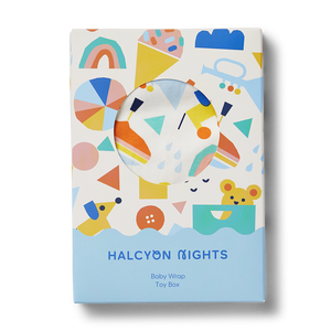 Halycon Nights Toy Box Baby Wrap