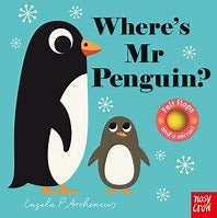 Where's Mr Penguin