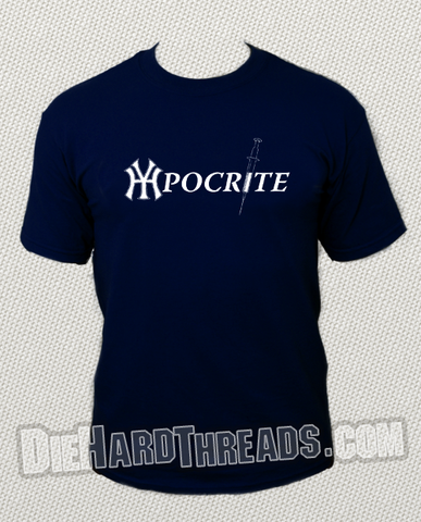 Yankees Steroid T-Shirt