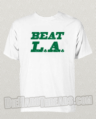 "Boston ""Beat LA"" T-Shirt"