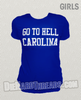 GTHC Duke Blue Girlie Tee