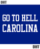 Go To Hell Carolina