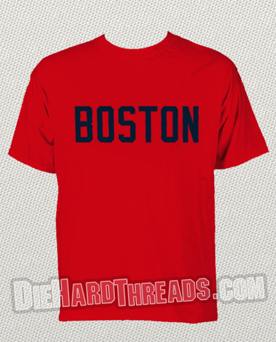 Kenny Powers Boston Jersey-Shirt