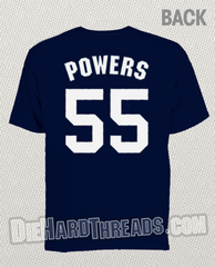 Kenny Powers New York Jersey-shirt