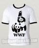WWF Wrestling Panda T-Shirt UK