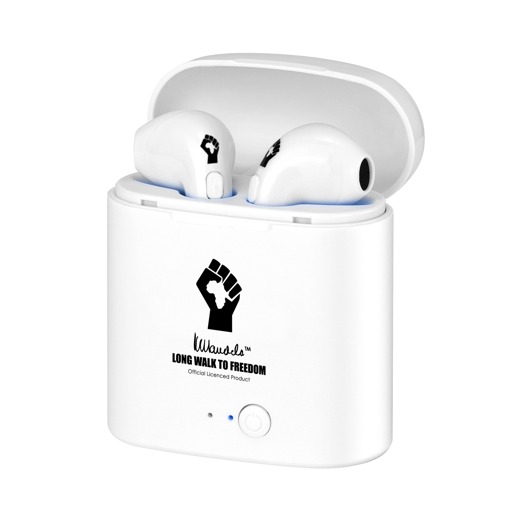 Mandela - Bluetooth Wireless Earpods (WTS1) | Stylco