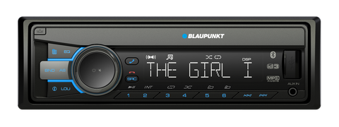 Blaupunkt Deckless Car Radio  MA032 DCKBT