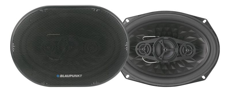 "Blaupunkt Coaxial 7x10"" 4 Way Full Range Car Speaker MLS7010 