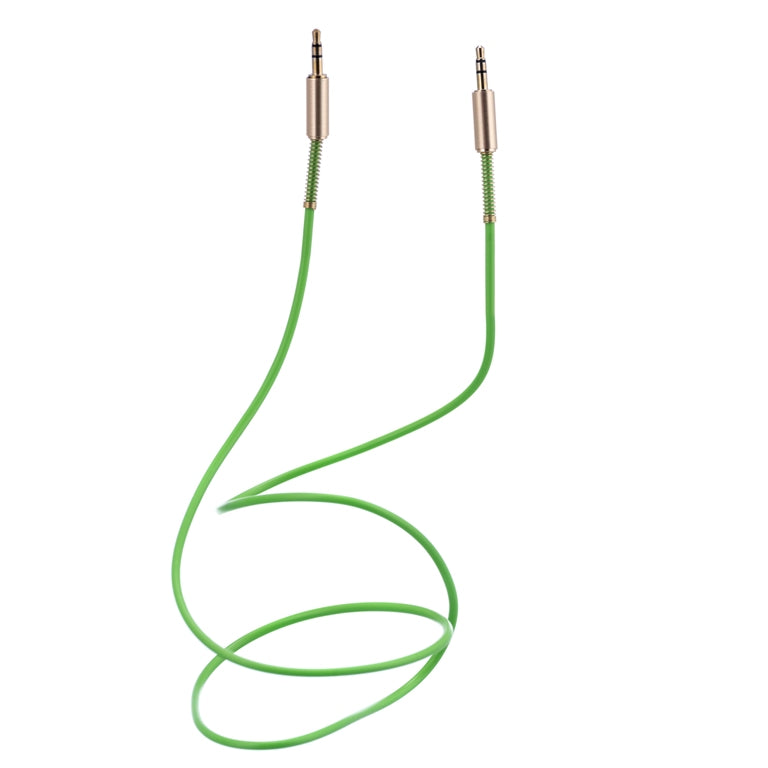 AUX Audio Cable P-12 - Green