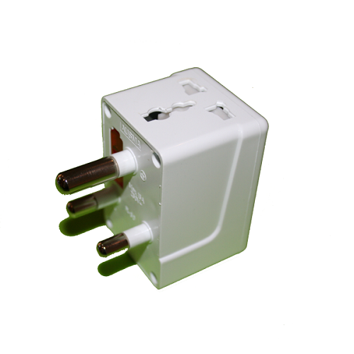 Alphacell International Universal Adaptor SG 16A