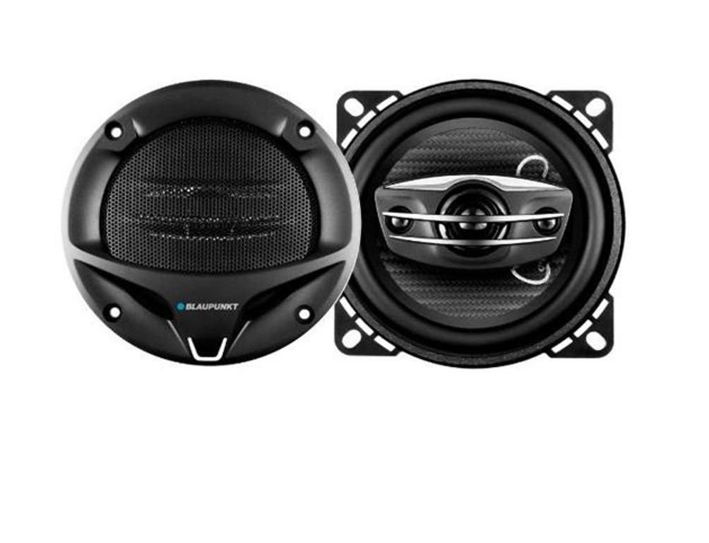 "Blaupunkt 4"" 4 Way Full Range Car Speakers (BGTX1404N)  Car Audio  NextBuy"