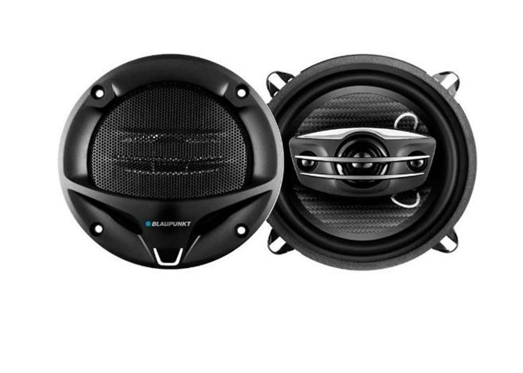 "Blaupunkt 5.4"" 4-Way Full Range Car Speakers"