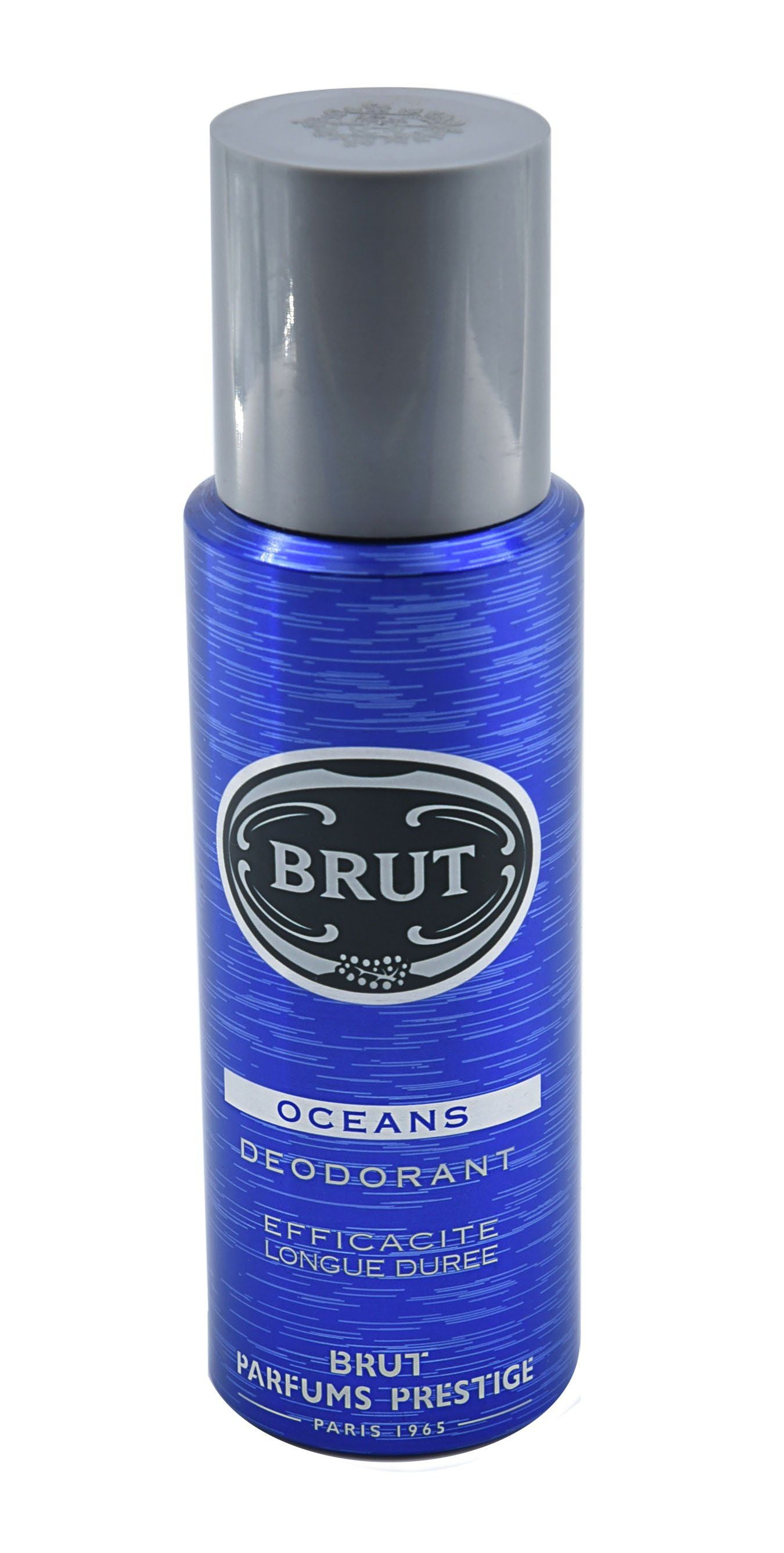 Brut Body Spray for Men AP Ocean 200ml - Pack of 6
