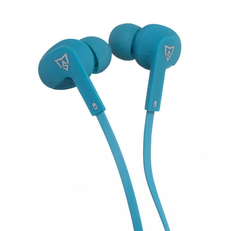 Monsterskin Stereo Sound Earphones (Assorted Colours)