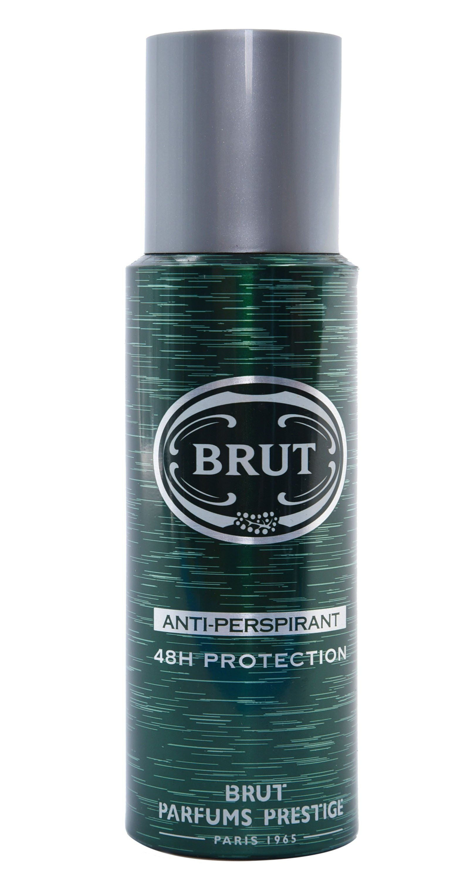 Brut Body Spray for Men AP Original 200ml - Pack of 6
