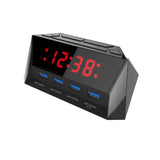 Blaupunkt Digital Alarm Clock With 4 Usb - CT14R