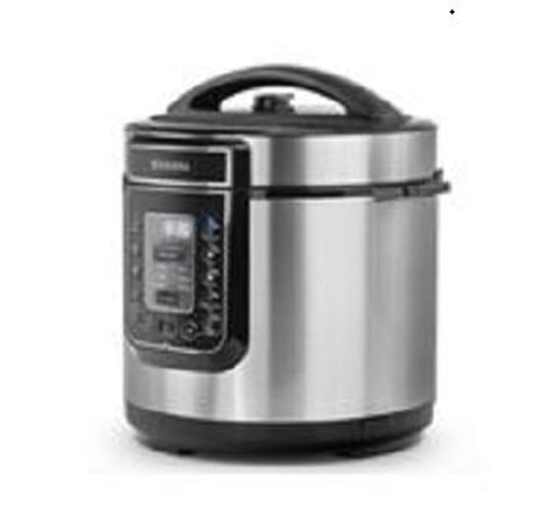 Brabantia Digital Pressure Cooker 6 Litre (BBEK1086) - Refurbished