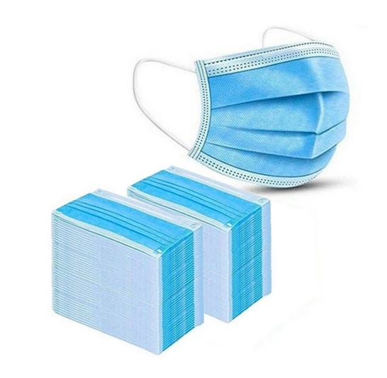 Beare Surgical Face Mask - 3-Ply (Pack of 200)