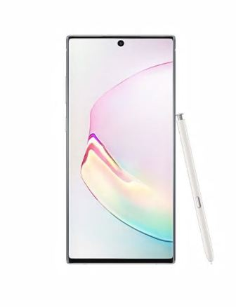 Samsung Galaxy Note 10+ (plus FREE cover)