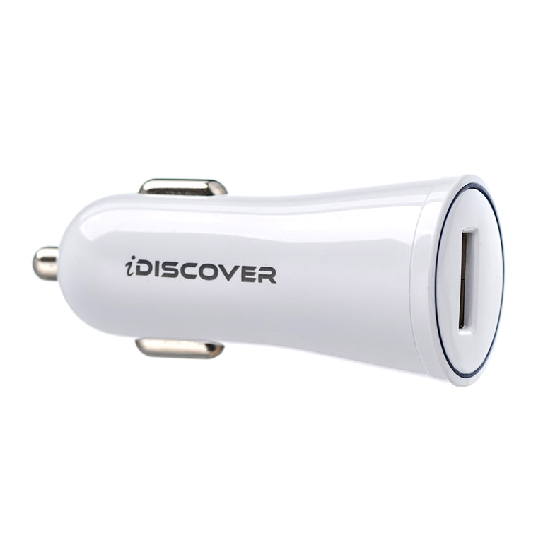 Car Charger 1A (White)