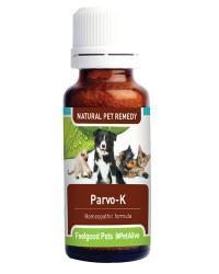 Feelgood Pets Parvo-K: Homeopathic remedy for canine parvovirus