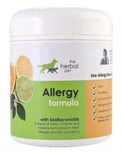 Herbal Pet Allergy (or Itch) Formula