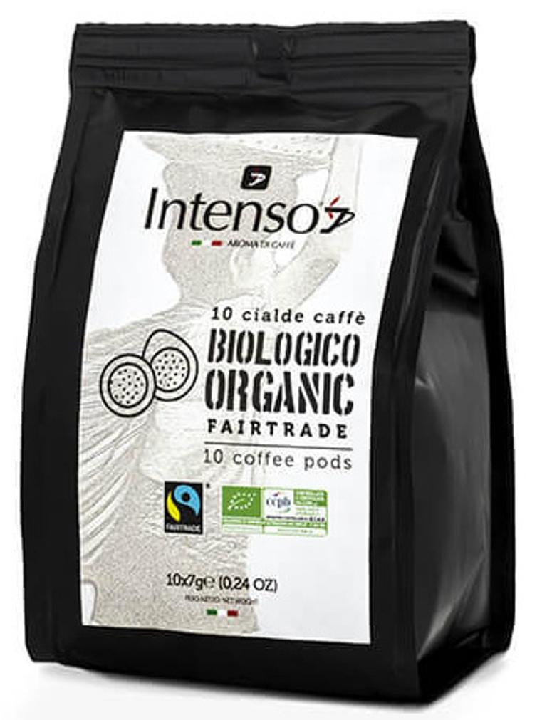 Intenso Coffee Capsules - Bio & Fairtrade (60 capsules)