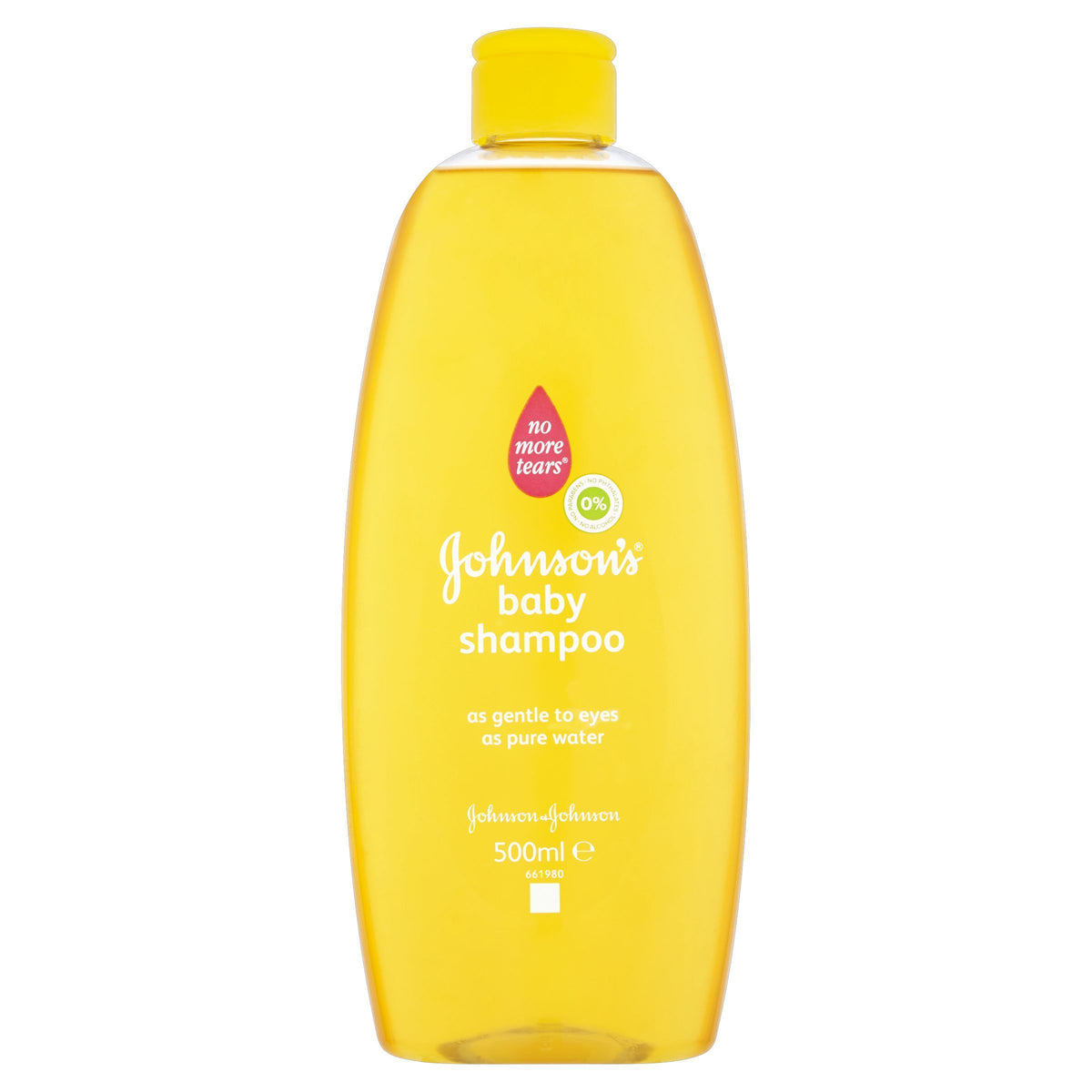 Johnson's Baby Shampoo 500ml - Pack of 4