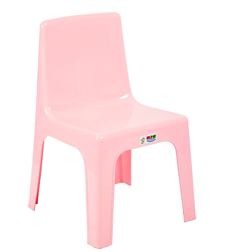 Kiddies School Chair - Light Pink - 4 years
