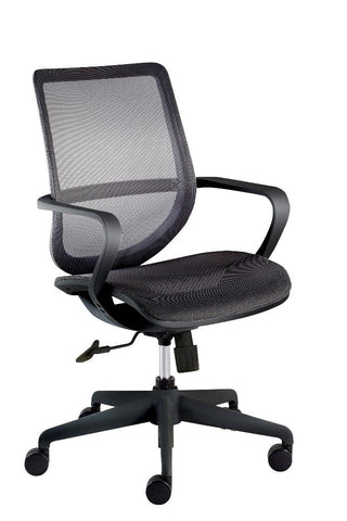 Mistral Operator Chair - Black