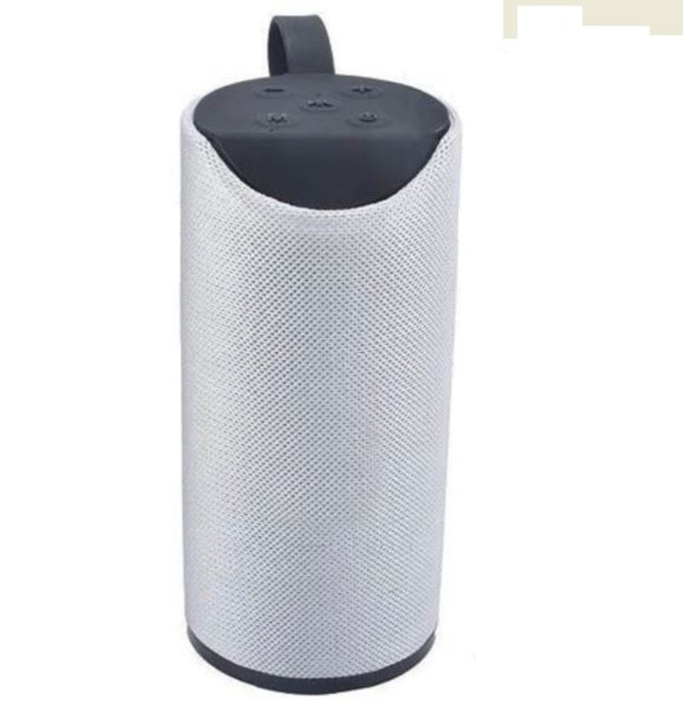 Portable Wireless Speaker  (Assorted Colours)
