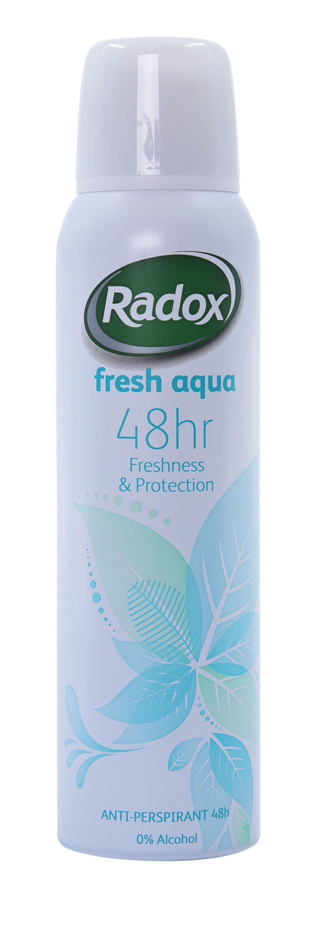Radox Women Body Spray AP Fresh Aqua 150ml - Pack of 6 (Sty-RADO004WOME)