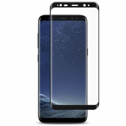 MONSTERSKIN 3D Screen Protector for Samsung S8 Plus - Matte