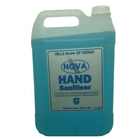 SABS-Approved Nova Hand Sanitizer - 5 Litre