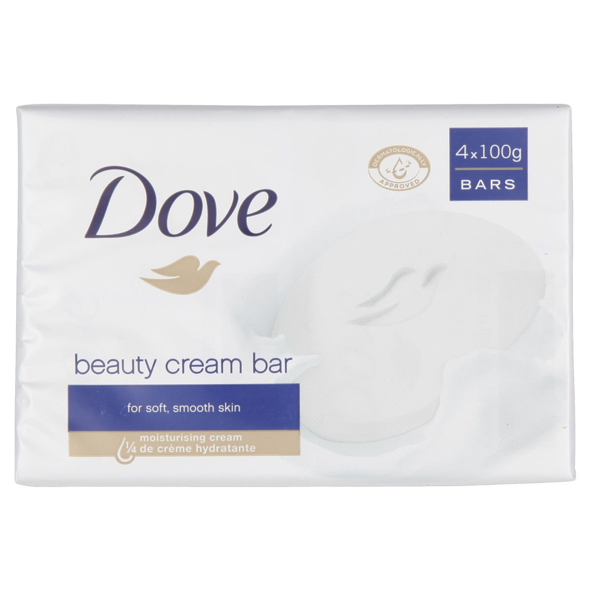 Dove Beauty Cream Bar Soap - 48 x 100g bars