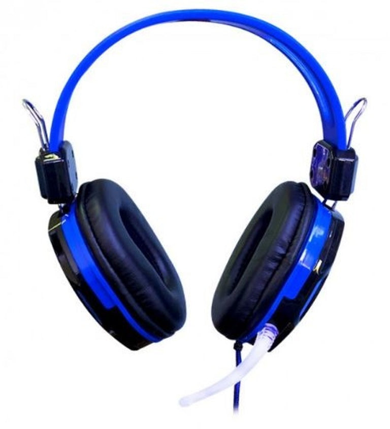 Gaming Headphones - Soyto SY833MV - Blue