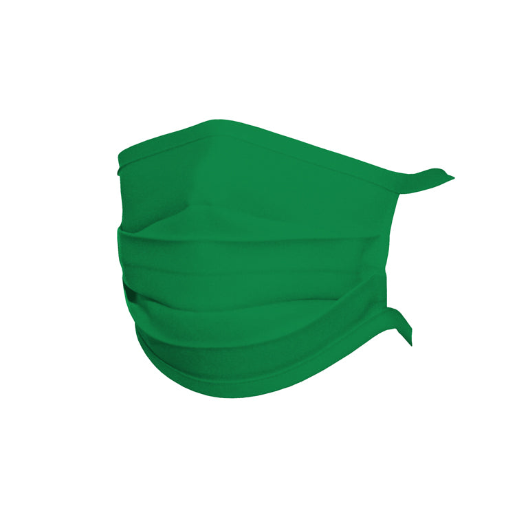 Silverlife Anti-bacterial Reuseable Material Face Masks – Emerald Green